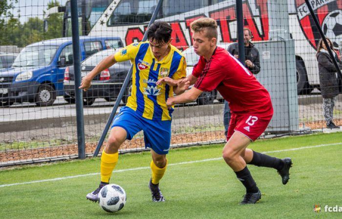 U19: Nagyszombat - DAC 0:0