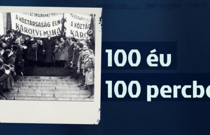 100 év 100 percben - A hontalanság évei