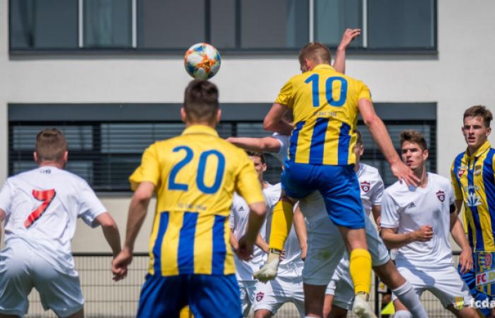 U19: DAC - Nagyszombat 3:1 (1:0)