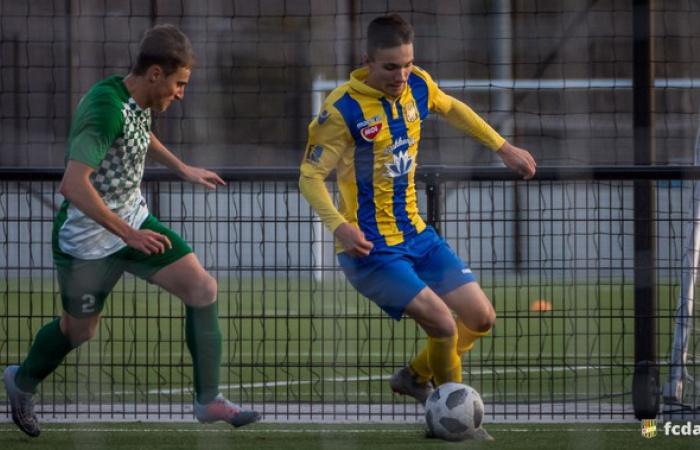 U19: Zsolna - DAC 4:4 (2:2)