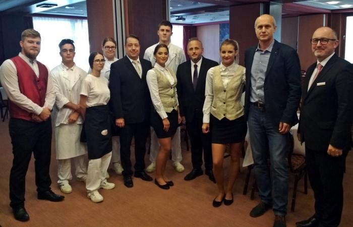 Szakmai tapasztalatszerzés Budapesten