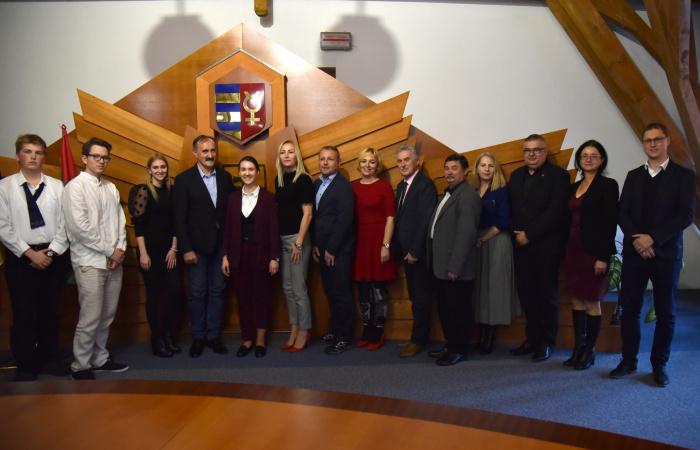 Új diákpolgármestere van Dunaszerdahelynek