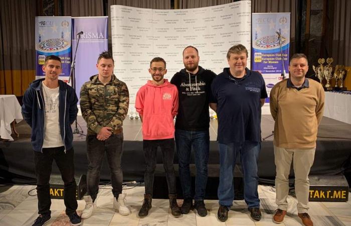Európa húsz legjobbja között a szerdahelyi sakkcsapat