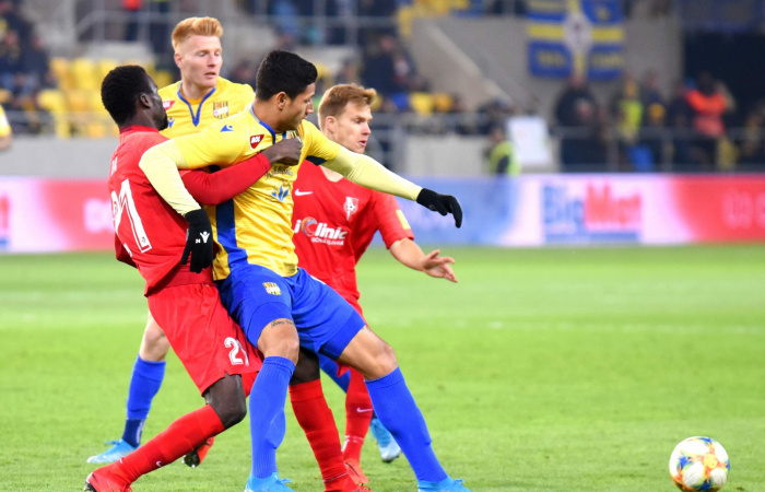 Összefoglaló az FC DAC 1904 - Szered (0:0) mérkőzésről
