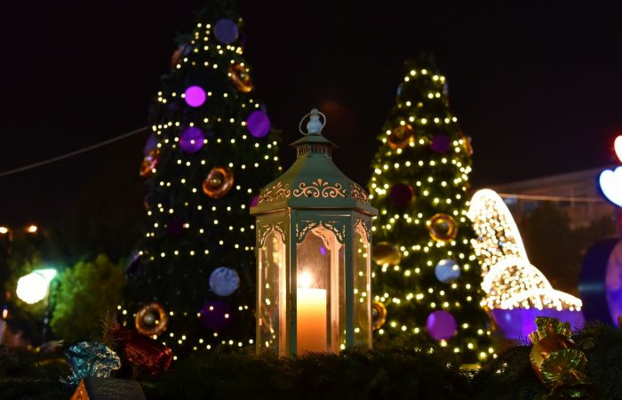 A karácsonyi vásár három héten át várja a látogatókat