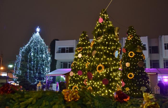 A karácsonyi vásár programja