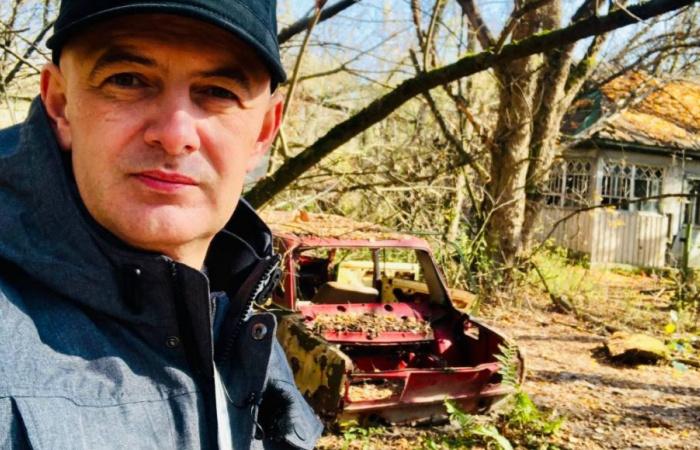 Vujity Tvrtko megmutatta a magyar Csernobilt. Interjú az oknyomozó riporterrel