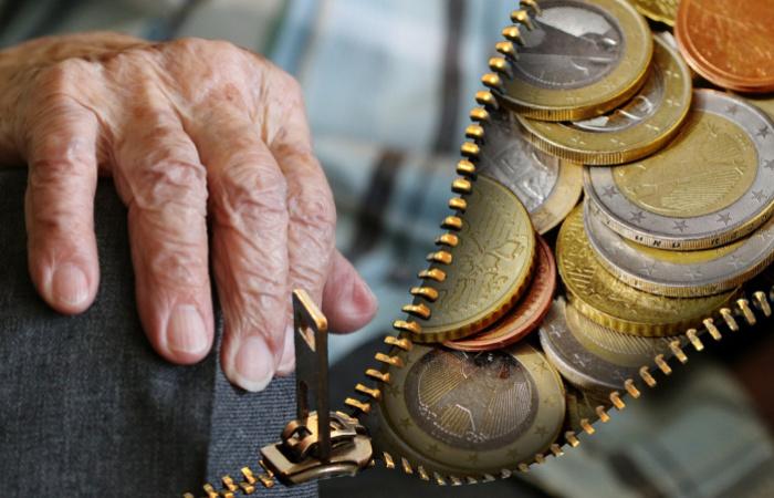 Jövő évtől emelkedik a minimális nyugdíj összege