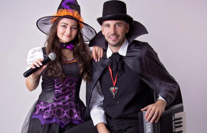 Tök jó Halloween buli a MAX-ban