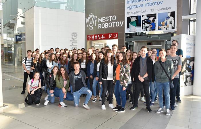 A robotok városában