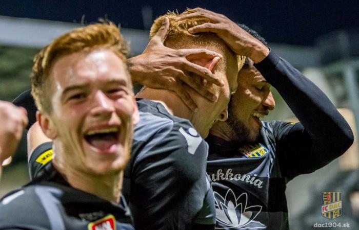 VIDEÓ: ÖSSZEFOGLALÓ AZ FK POHRONIE - FC DAC 1904 (0:2) MÉRKŐZÉSRŐL