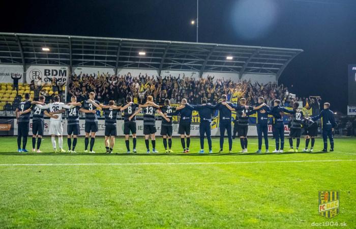 Beszámoló: FK POHRONIE – DAC 1904 0:2 (0:0)