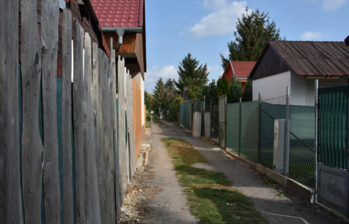 Szombaton a kiskerteknél gyűjtik a zöld hulladékot