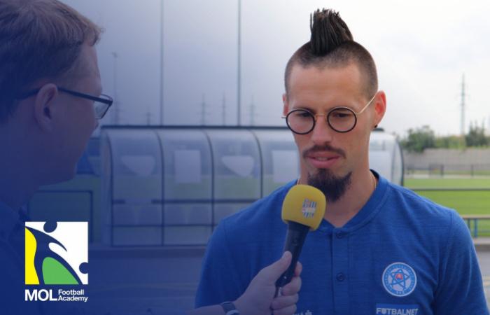 Marek Hamšík: Valami csodálatos!