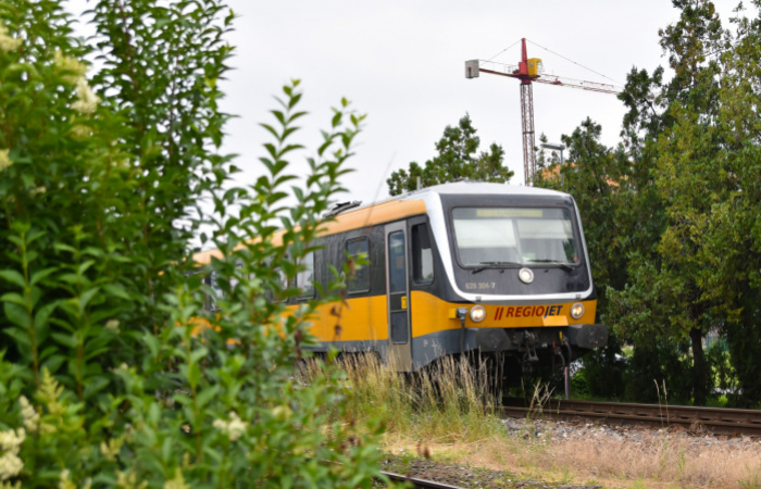 Hétfőtől emeletes vonatok is közlekednek