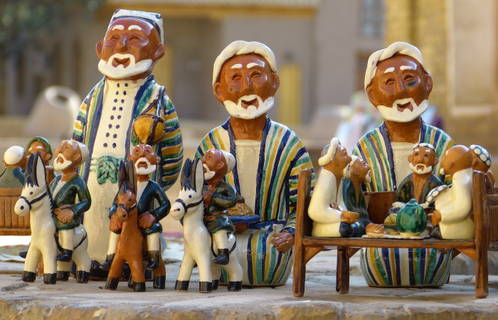 Jövő héten Üzbegisztánba vándorolhatunk