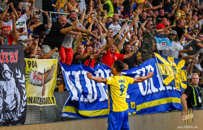DAC-Slovan (5:2) official aftermovie
