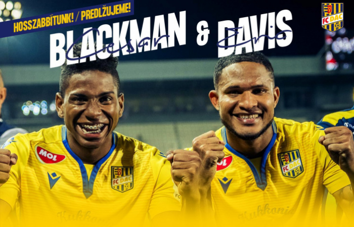 Videó: Blackman és Davis, a panamai ászok