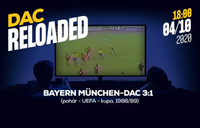 Újratöltve! Bayern-DAC (3:1)