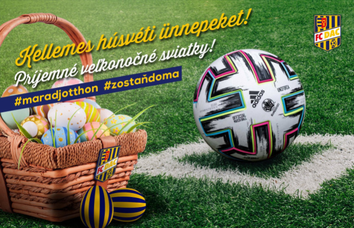 Kellemes húsvéti ünnepeket kívánunk!