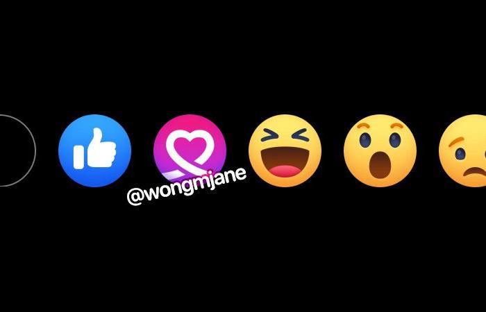 Koronavírus témájú reakciógombot tesztel a Facebook