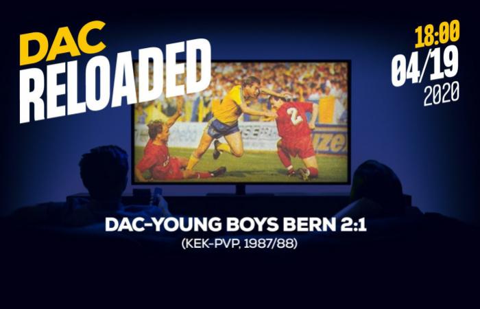 Újratöltve! DAC-Young Boys Bern (2:1) kupamérkőzés