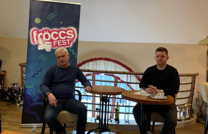 A Fröccsfest is elmarad idén