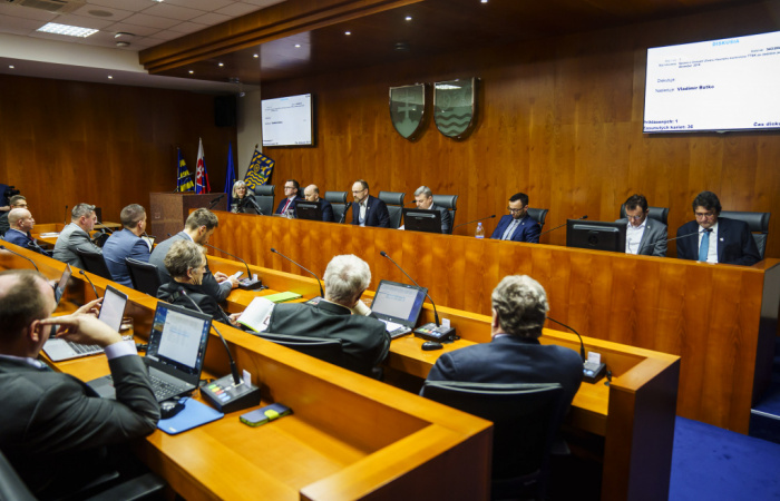 Szerdán élőben nézhető a megyei önkormányzat első online ülése!