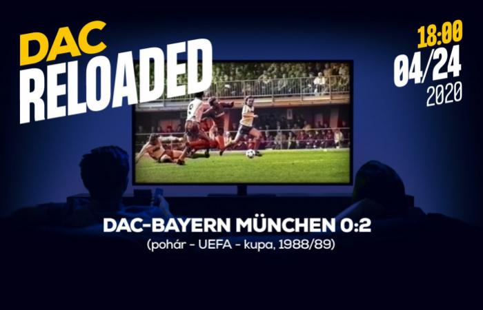 Újratöltve! Itt tudod visszanézni a DAC-Bayern (0:2) mérkőzést