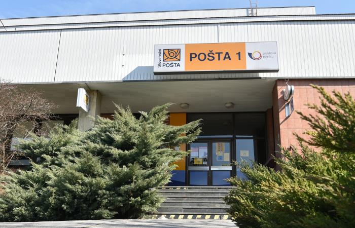 A Szlovák Posta a héten kezdi a szociális juttatások kifizetését