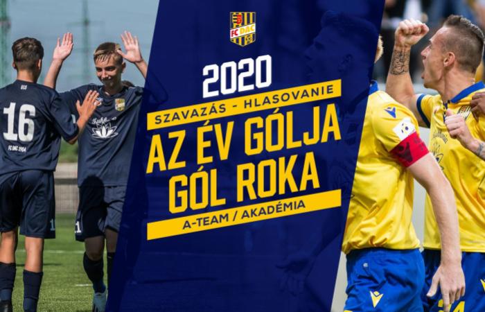 Szavazás: Év gólja 2020