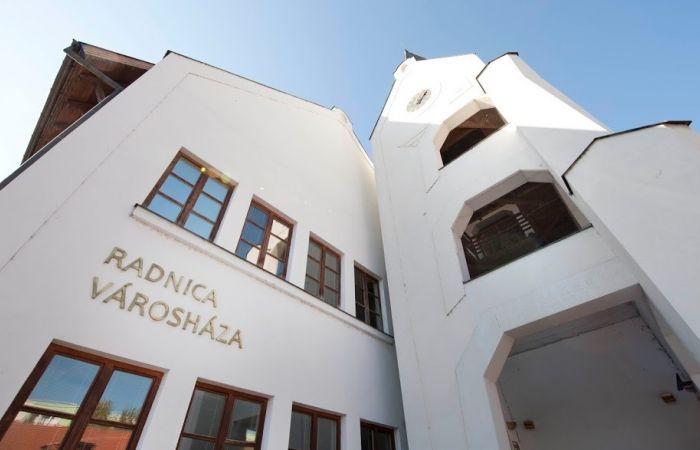 Dunaszerdahely Városa értesítése a szabad munkahelyről