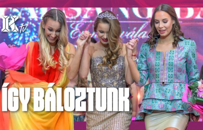 Farsangi bál és Klikkout Év nője választás 2020 - VIDEÓ