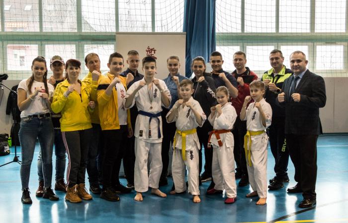 Hat érmet szerzett Martfűn a Seishin Karate Klub