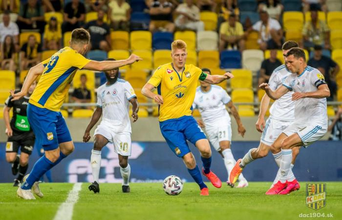Beszámoló: DAC-Slovan 1:3 (1:1)