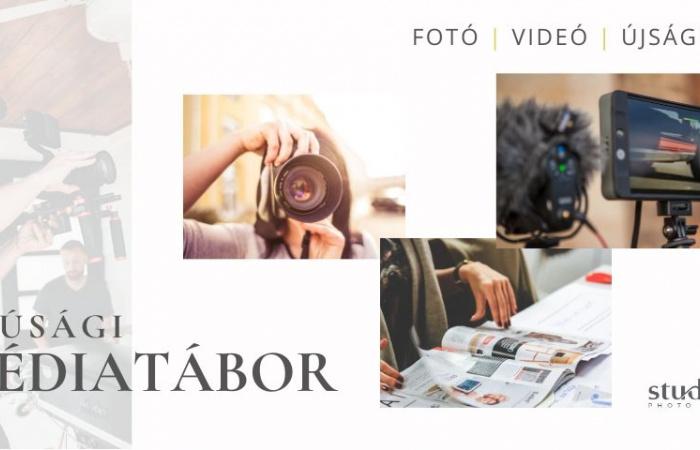 IFJÚSÁGI MÉDIATÁBOR   FOTÓ   VIDEÓ   ÚJSÁGÍRÁS