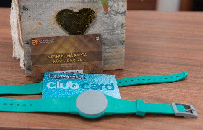 Tudta? A hűségkártya egyenértékű a Thermalpark klubkártyájával