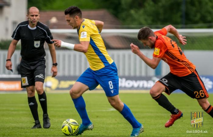 Vida Máté számára befejeződött a 2020-as futballév