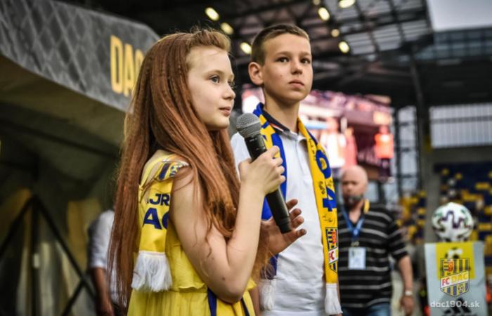 Nélküled a félházas DAC-Slovan (1:3) rangadó előtt