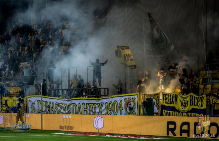 DAC-Slovan (1:3) official aftermovie