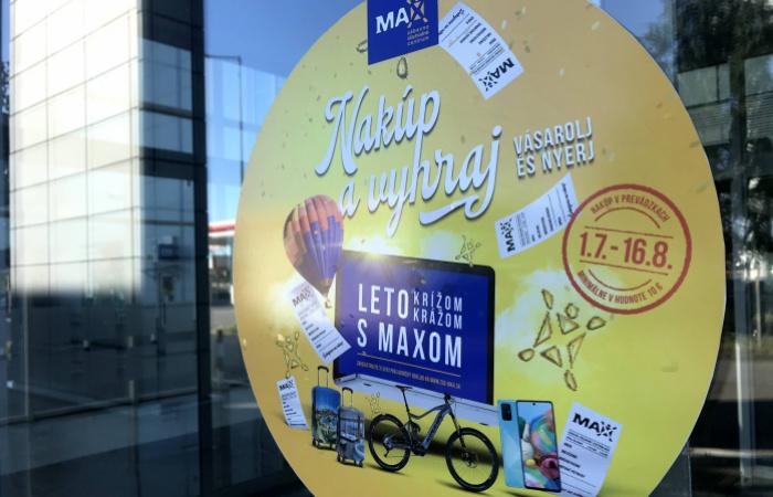 Vásárlástól a nyereményig - elindult a MAX nyári játéka