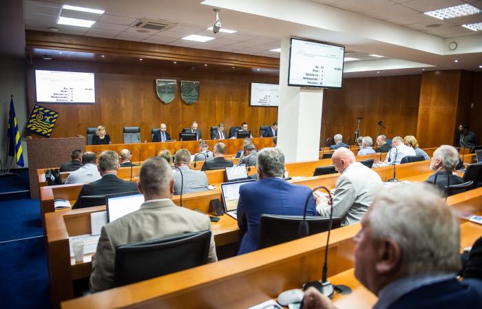 Nagyszombat megye a válság miatt módosította idei költségvetését