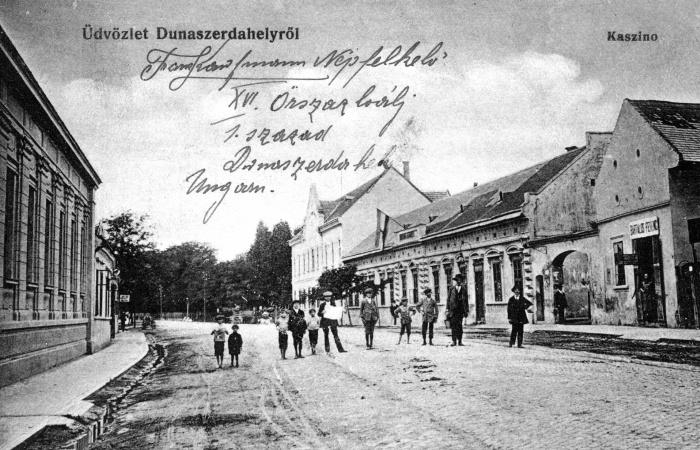 Ez történt száz éve Dunaszerdahelyen – évszámokban