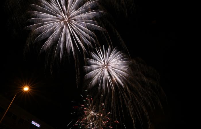 Így köszöntötték az új évet - VIDEÓ
