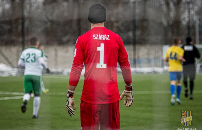 Téli Tipsport Liga: DAC 1904 - MFK Szakolca 0:1 (0:0)