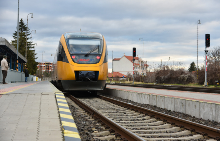 Tovább javul a vonatos közlekedés