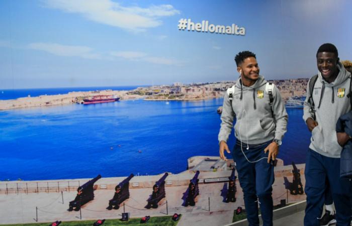 Az első nap Máltán