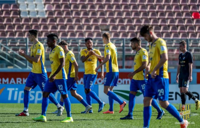 Tipsport Malta Cup: FC Baník Ostrava - DAC 1904 1:1 (0:0), 4:5 büntetőkkel