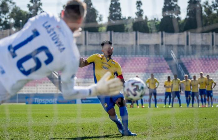 Videó: FC Baník Ostrava - DAC 1904 1:1 (0:0), 4:5 büntetőkkel