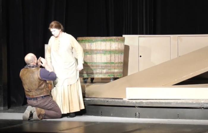 Ibsen drámája Dunaszerdahelyen - VIDEÓ
